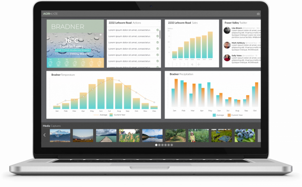 Smart Farming Software Application